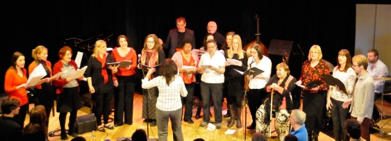 Jazz Leeds Choir