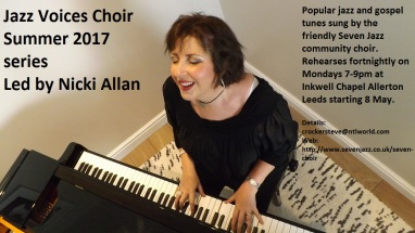 Nicki Allan- Summer Choir 2017