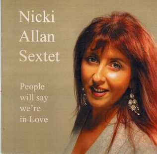 Nicki Allan sextet CD001