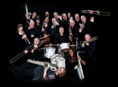 The Manhattan Sound Big Band