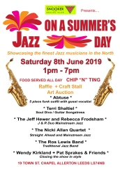 Jazz on a Summer's Day 2019